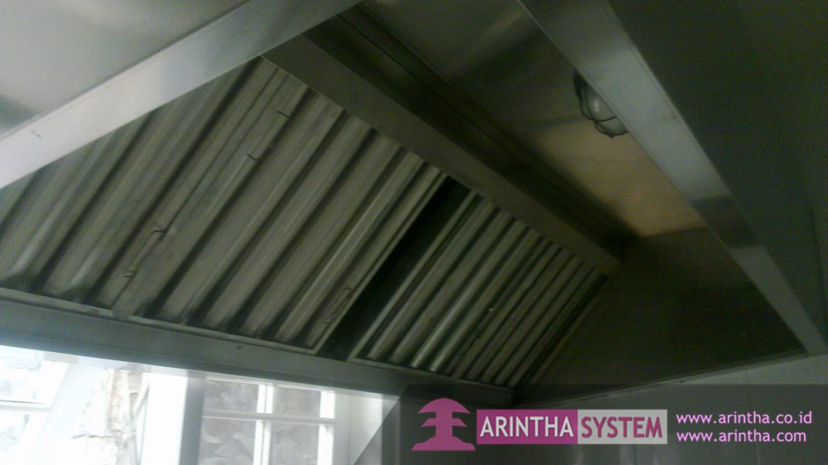 Fire Protection Hood System