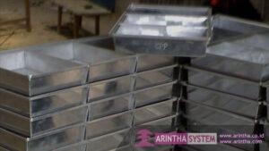 Freezing Pan / Longpan Alumunium