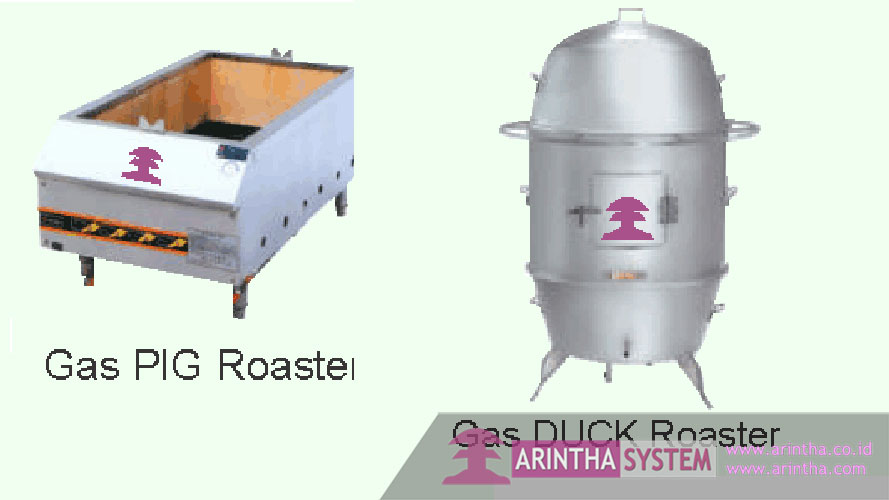 Gas Roaster