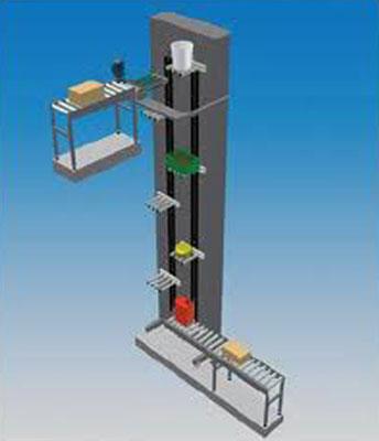 Vertical Conveyor