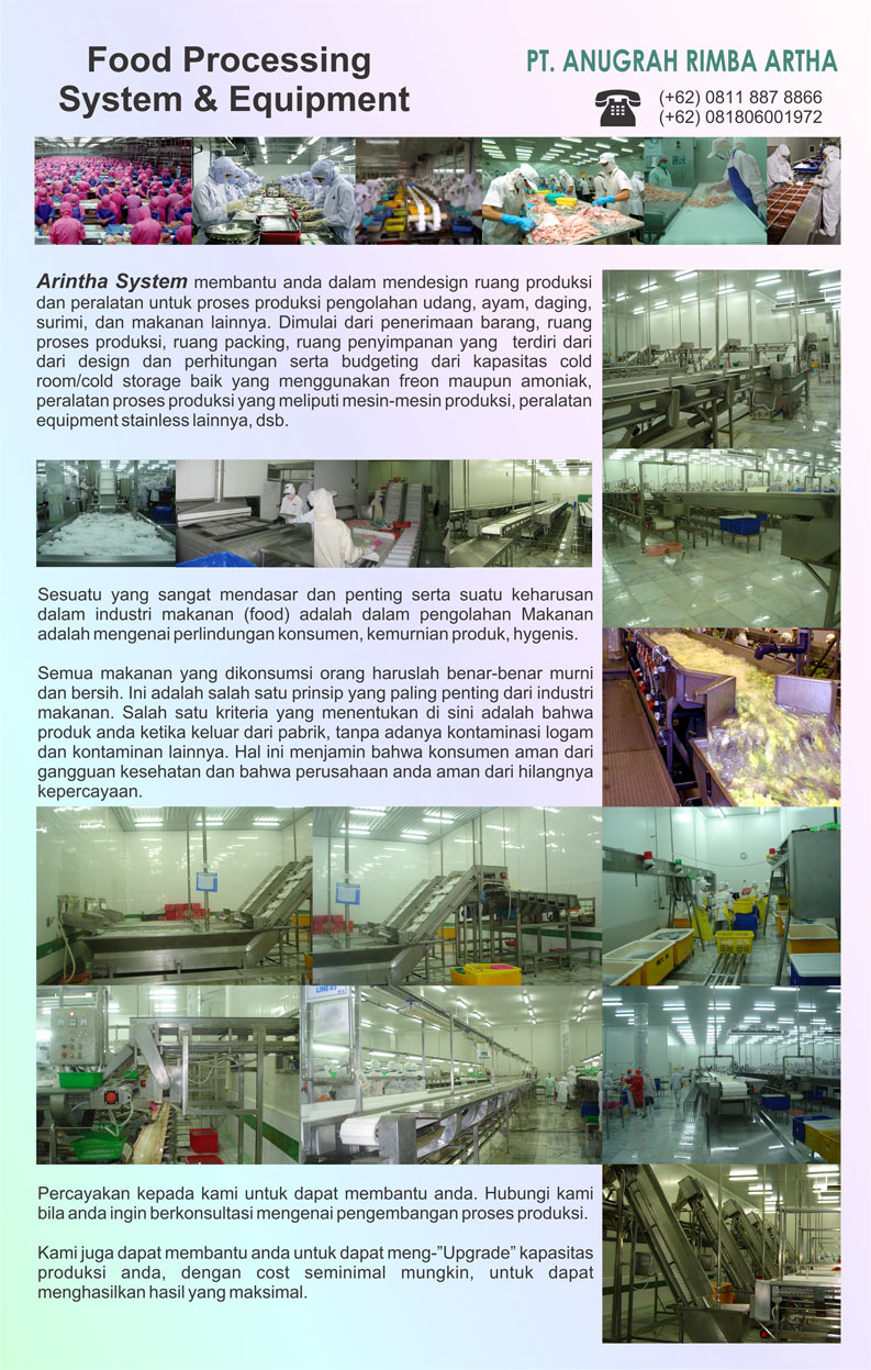 Food Processing & Services Equipment